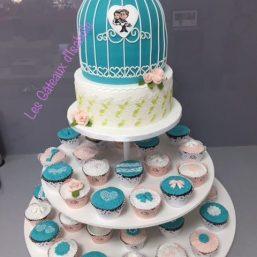 cage et cupcakes