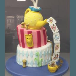 ALICE gravity cake